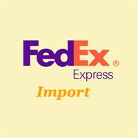 fedex tnt 国际快递进口服务